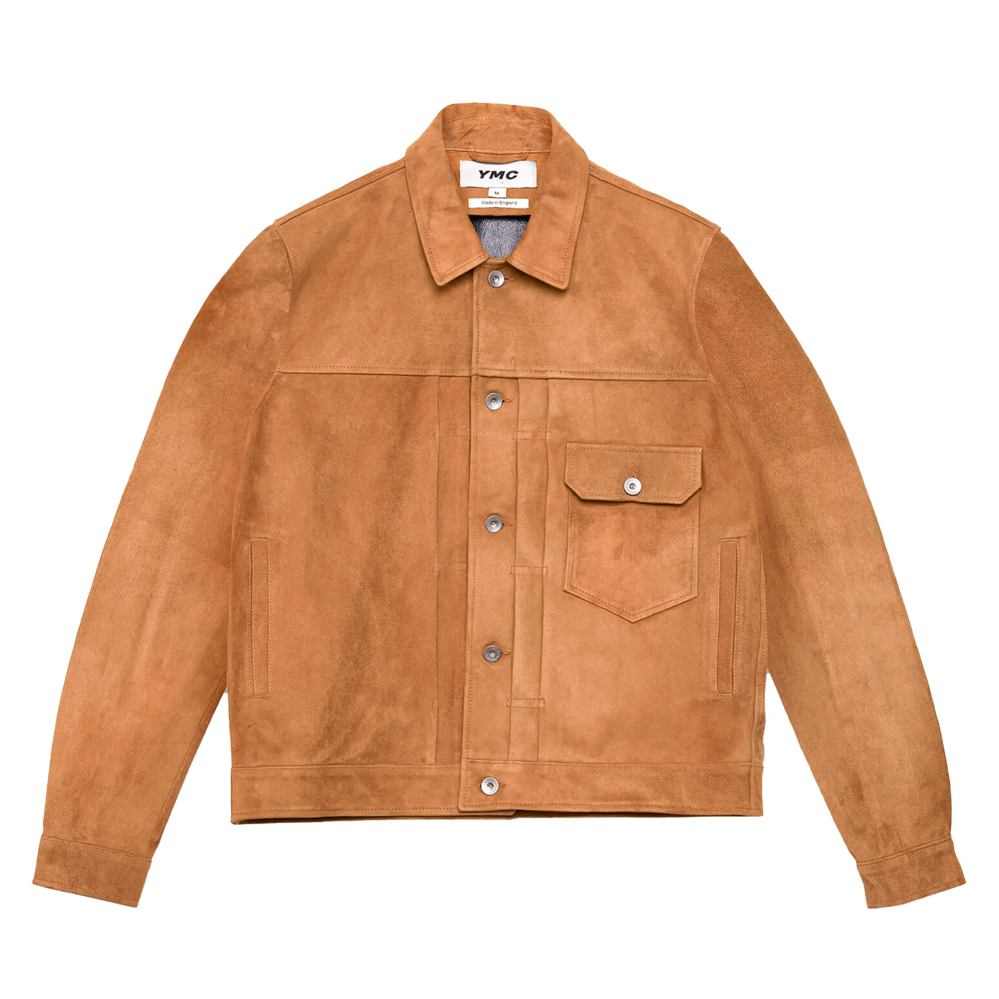 YMC MK1 Jacket: Tan - The Union Project