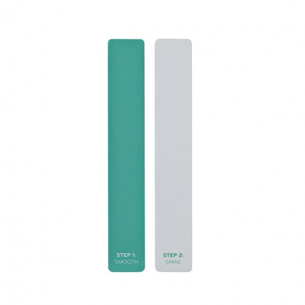 Wellbeing Nomess Nail Polisher: Green/White - The Union Project, Cheltenham, free delivery