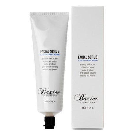 Skincare + Fragrance Baxter Facial Scrub - The Union Project, Cheltenham, free delivery
