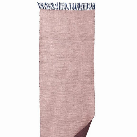 Ferm Living Nomad Rug Large: Rose