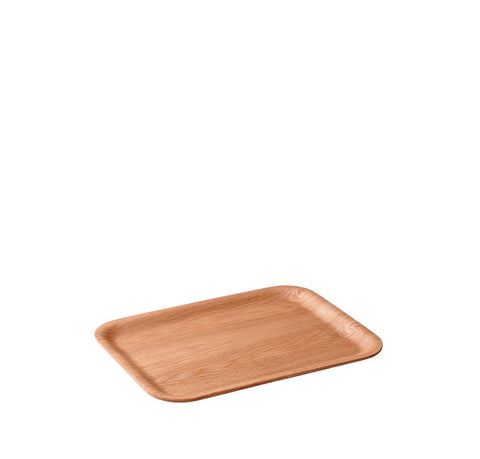 KINTO Nonslip Rectangular Tray (320mm): Willow
