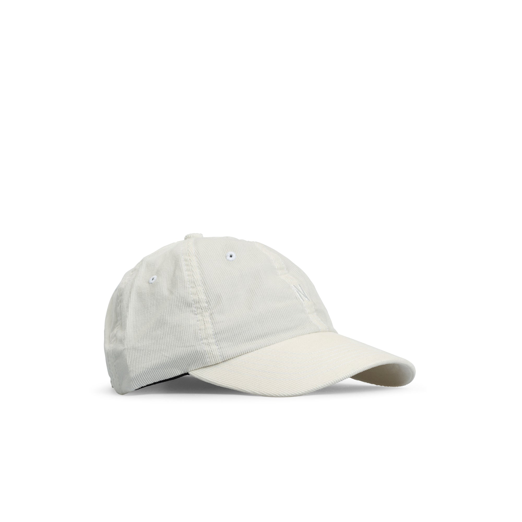 Norse Projects Baby Corduroy Sports Cap: Oatmeal - The Union Project