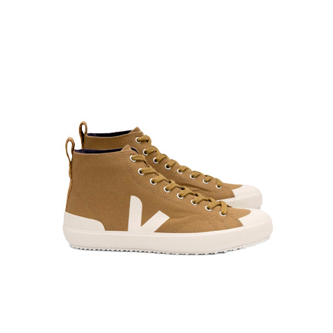 Veja Womens Nova Hi-Top Canvas: Tent / Pierre - The Union Project