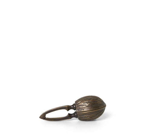 Kitchen Accessories Ferm Living Forest Nut Cracker: Black Brass - The Union Project, Cheltenham, free delivery