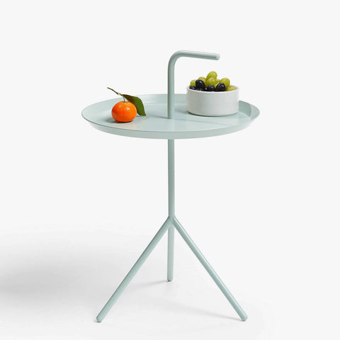 HAY DLM XL Side Table: Mint