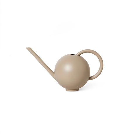 Plant Pots + Vases Ferm Living Orb Watering Can: Cashmere - The Union Project, Cheltenham, free delivery