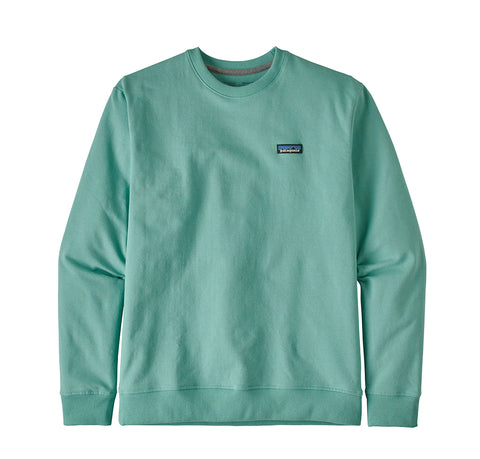 Patagonia P-6 Label Uprisal Sweatshirt: Light Beryl Green