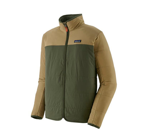 Patagonia Pack In Jacket: Industrial Green