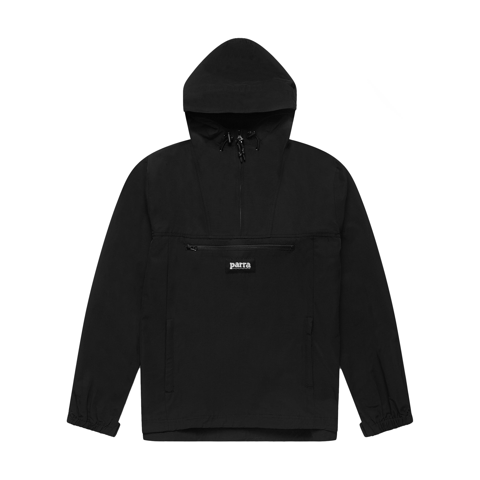 Parra No Water Windbreaker: Black - The Union Project