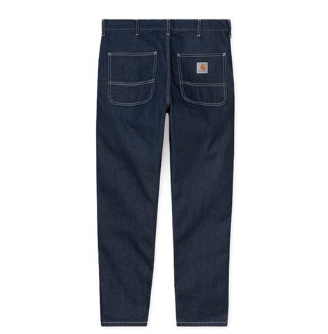 Legwear Carhartt WIP Penrod Pant: Blue Rinsed - The Union Project, Cheltenham, free delivery