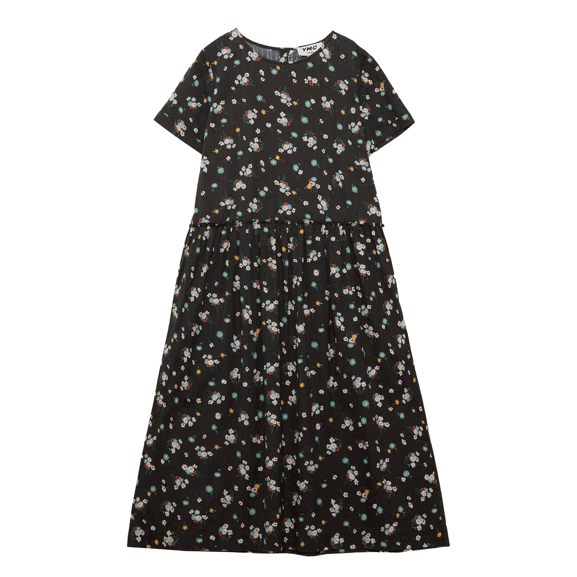 YMC Womens Perhacs Dress: Black - The Union Project