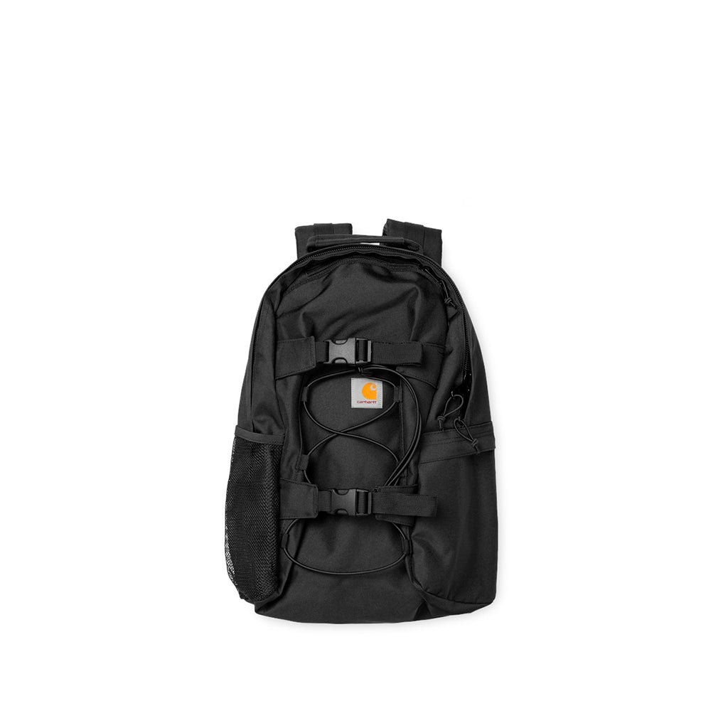 Carhartt WIP Kickflip Backpack: Black - The Union Project