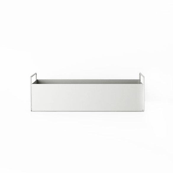 Ferm Living Plant Box Small: Light Grey - The Union Project