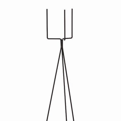 Plant Pots + Vases Ferm Living Plant Stand High: Black - The Union Project, Cheltenham, free delivery