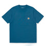 Carhartt WIP Pocket T-Shirt: Shore