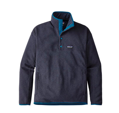 Patagonia LW Better Sweater Marsupial P/O: Navy Blue