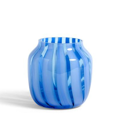 HAY Juice Vase: Light Blue