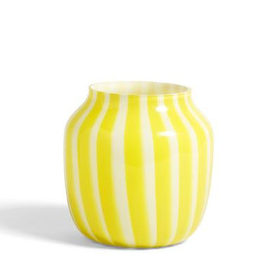HAY Juice Vase: Yellow