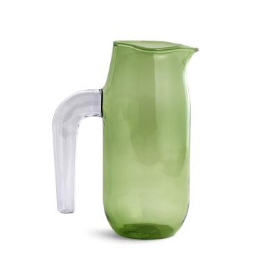 Glassware HAY Jug L: Green - The Union Project, Cheltenham, free delivery