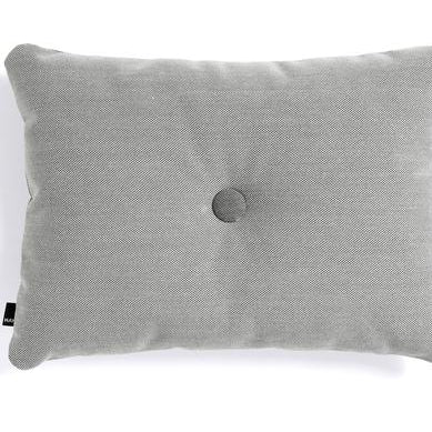 HAY Dot Cushion 1 Dot: Grey