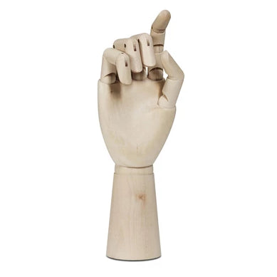 Home Accessories Hay Wooden Hand L - The Union Project, Cheltenham, free delivery