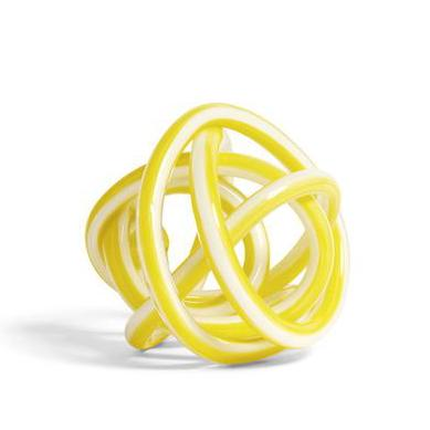 Home Accessories Hay Knot M: Yellow - The Union Project, Cheltenham, free delivery