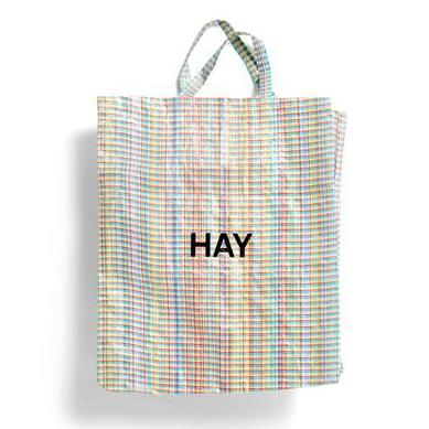 Travel Essentials Hay Multi Check Shopper XL - The Union Project, Cheltenham, free delivery