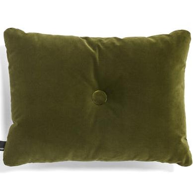 HAY Dot Cushion 1 Dot Soft: Moss - The Union Project