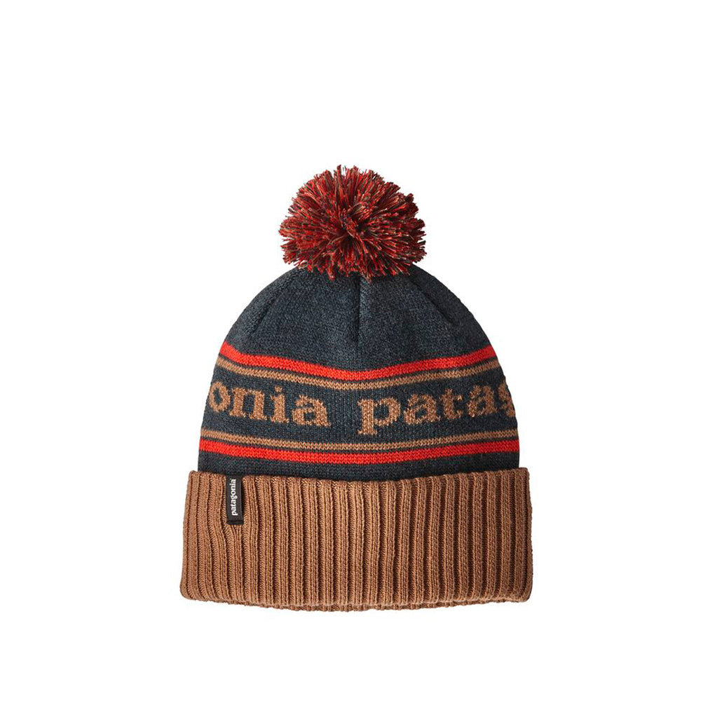 Beanies Patagonia Powder Town Beanie: Park Stripe: Mojave Khaki - The Union Project, Cheltenham, free delivery