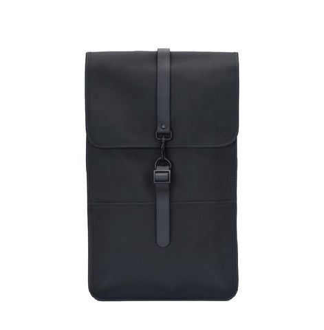 Rains Backpack: Black