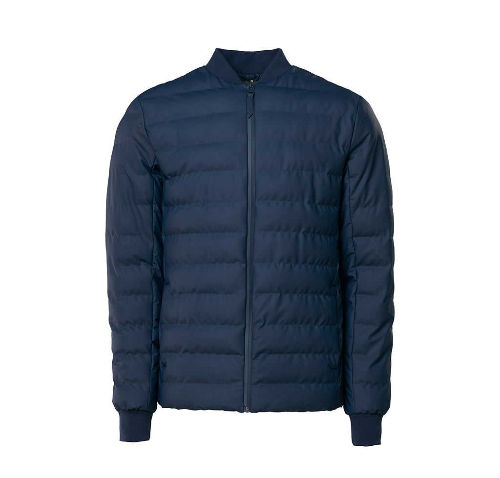 Outerwear Rains Trekker Jacket: Blue - The Union Project, Cheltenham, free delivery