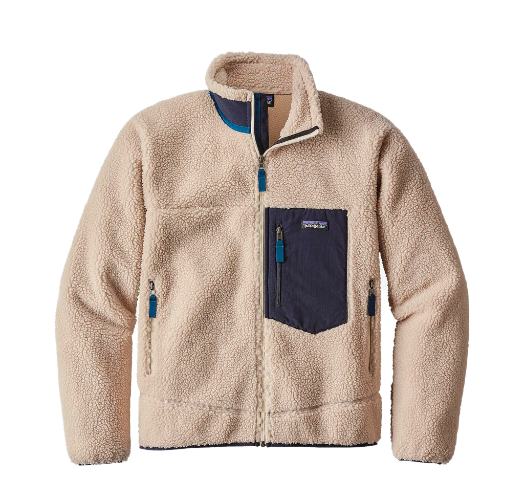 Patagonia Classic Retro-X Jacket: Natural - The Union Project