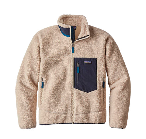 Hoods & Sweats Patagonia Classic Retro-X Jacket: Natural - The Union Project, Cheltenham, free delivery