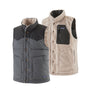 Patagonia Reversible Bivy Down Vest: Forge Grey