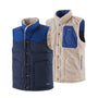 Patagonia Reversible Bivy Down Vest: New Navy