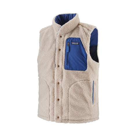 Outerwear Patagonia Reversible Bivy Down Vest: New Navy - The Union Project, Cheltenham, free delivery