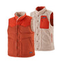 Patagonia Reversible Bivy Down Vest: Barn Red