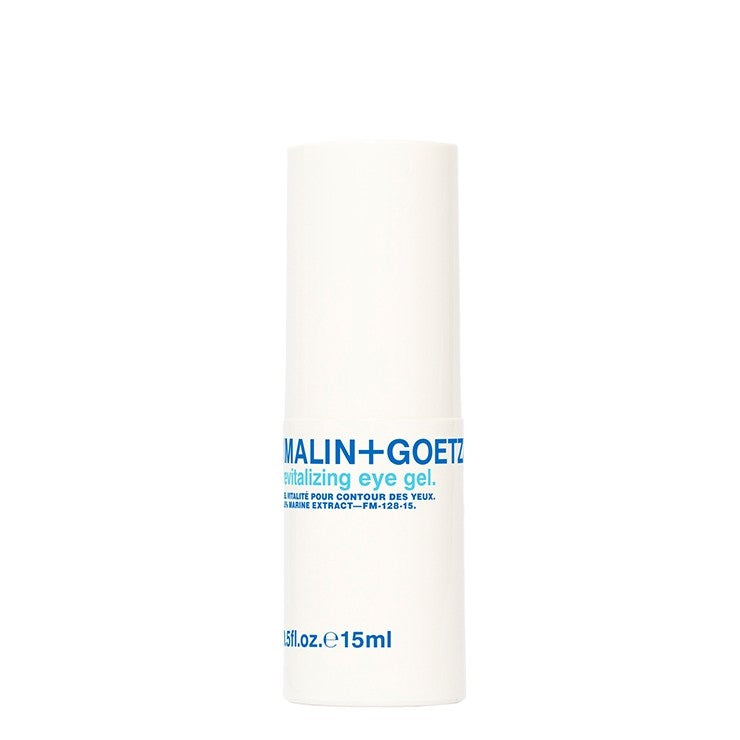 Skincare + Fragrance Malin + Goetz Revitalising Eye Gel: 15ml - The Union Project, Cheltenham, free delivery