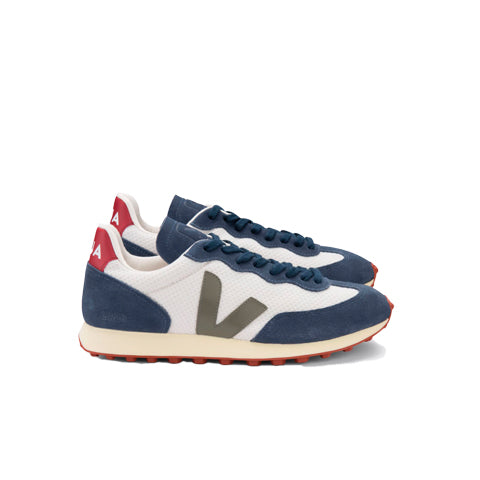 Footwear Veja Riobranco Hexamesh: Gravel / Kaki / Butter Sole - The Union Project, Cheltenham, free delivery