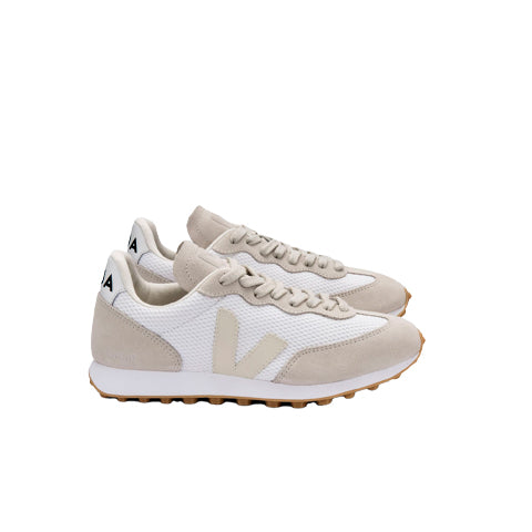 Veja Women Riobranco: White / Pierre / Natural - The Union Project