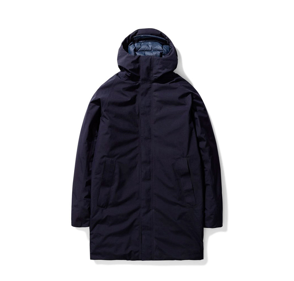 Outerwear Norse Projects Rokkvi 5.0 Gore-Tex: Dark Navy - The Union Project, Cheltenham, free delivery