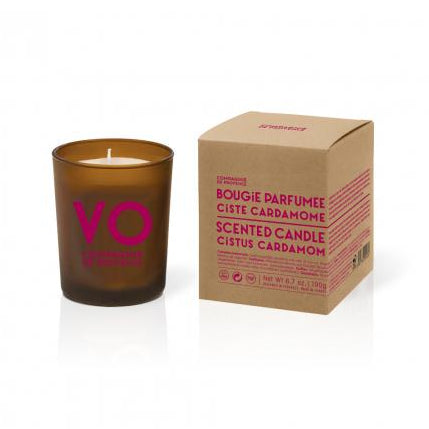 Scented Candle: Cistus Cardamom