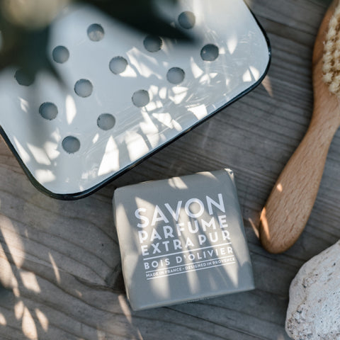 Bathroom Scented Soap: Olive Wood - The Union Project