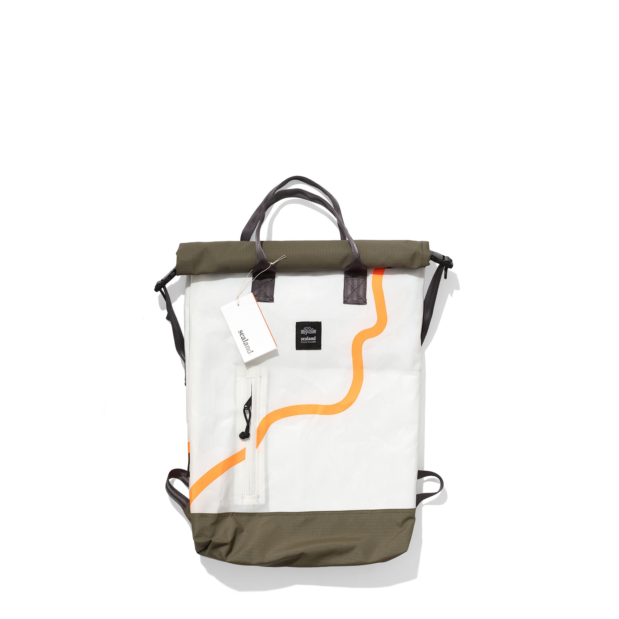 Sealand Rowlie Backpack: Terra - The Union Project