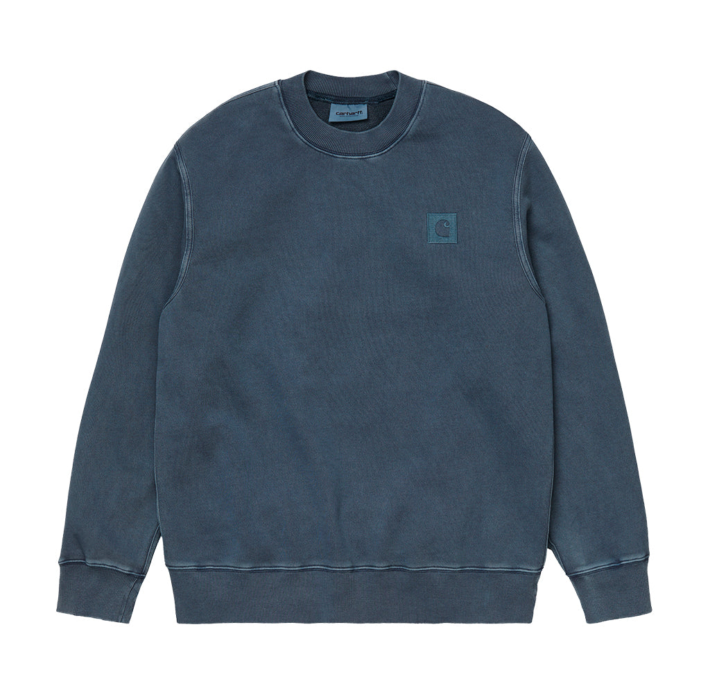 Carhartt WIP Sedona Sweat: Admiral - The Union Project
