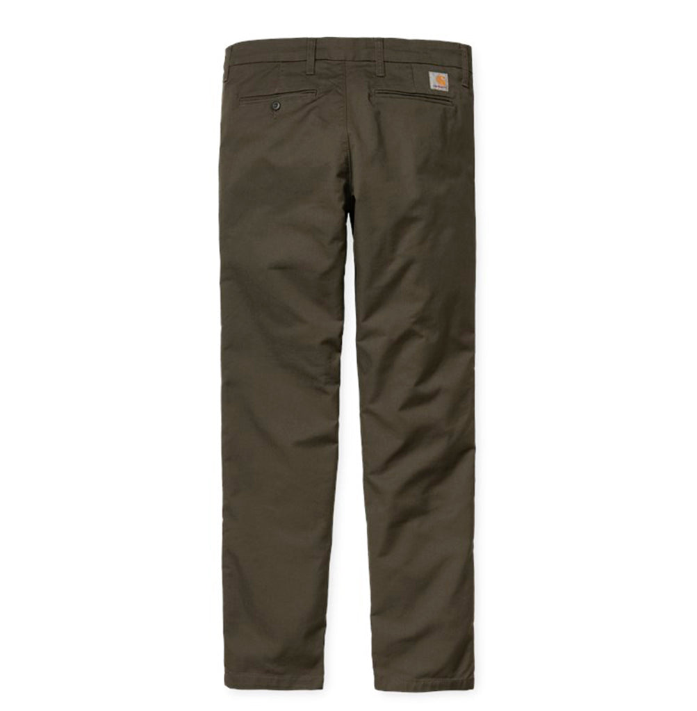 Carhartt WIP Sid Pant: Cypress Rinsed - The Union Project