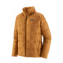 Patagonia SIlent Down Jacket: Nest Brown