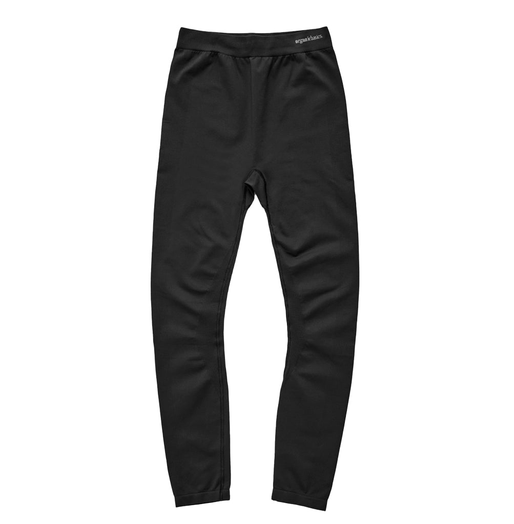 Organic Basics Silvertech Leggings: Black - The Union Project