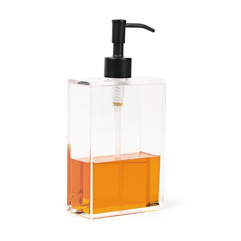 Soap Dispenser Large: Black