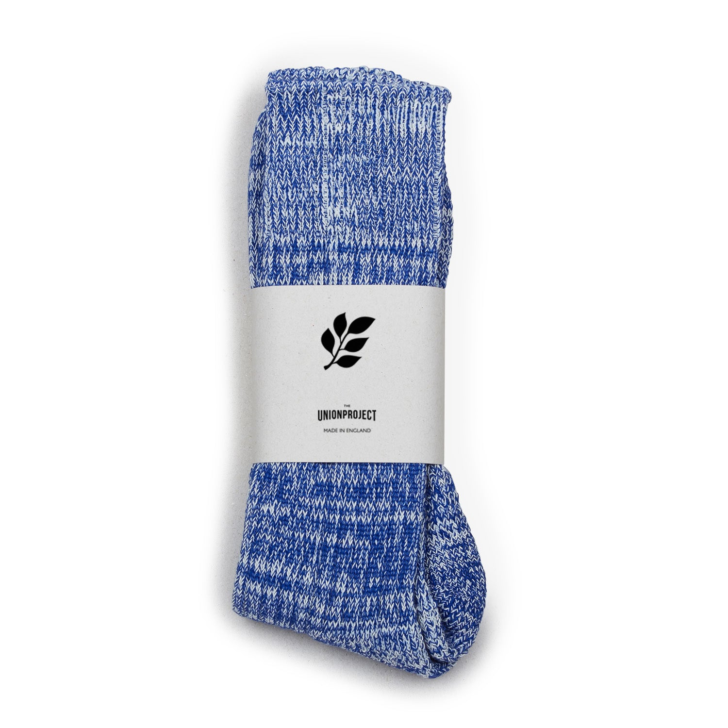 Heavy Cotton Sock: Royal Blue - The Union Project